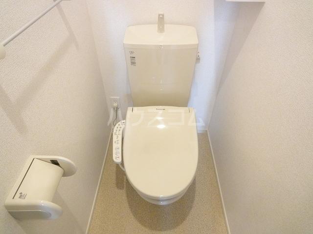 グランソレイユ M 02040号室の設備