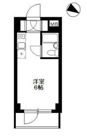 TOP東村山 A棟・402号室の間取り