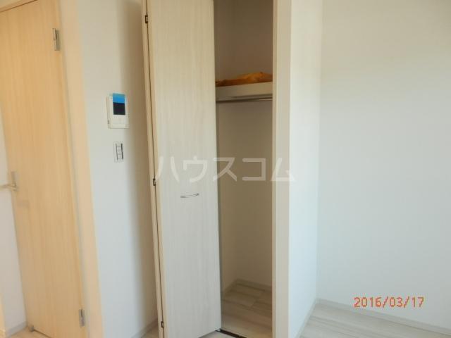 ブロッサムテラス蒲田 202号室の収納