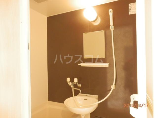 ブロッサムテラス蒲田 202号室の洗面所