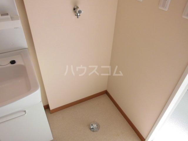 ピアビル 9-D号室の洗面所