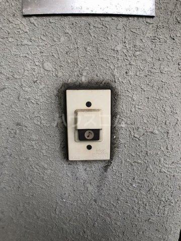丸七コーポⅡ 203号室のセキュリティ