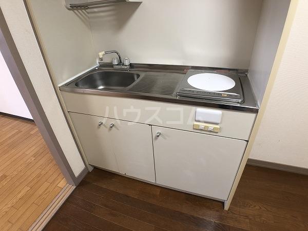 丸七コーポⅡ 203号室のキッチン