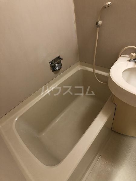 丸七コーポⅡ 203号室の風呂