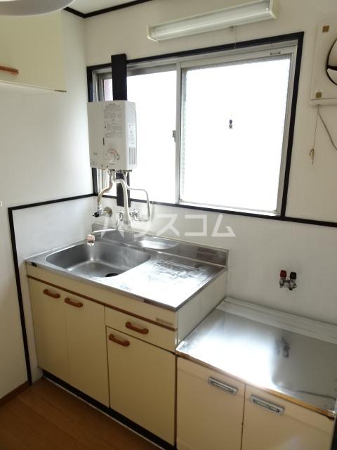 旭ハイツ 105号室の洗面所