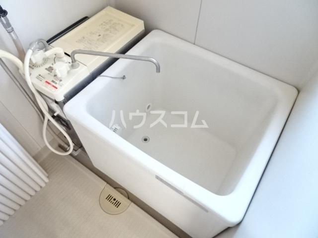 旭ハイツ 105号室の風呂