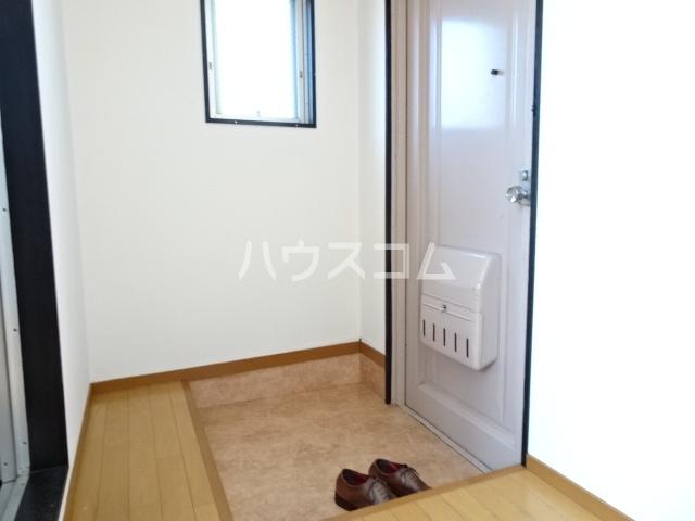 旭ハイツ 105号室の玄関