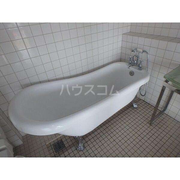 翔ひがしかわて 3C号室の風呂
