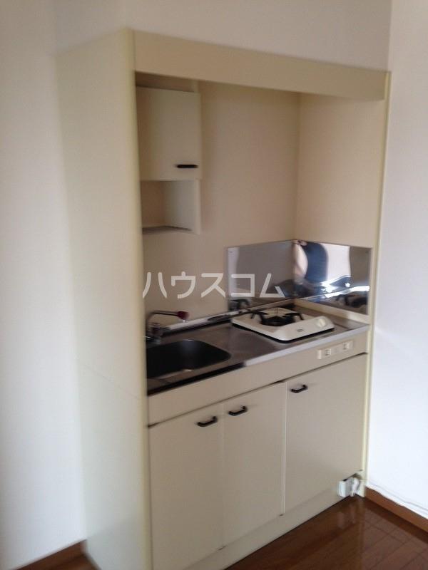 辻マンションA棟 2D号室のキッチン