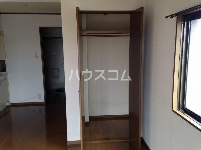 辻マンションA棟 2D号室の収納