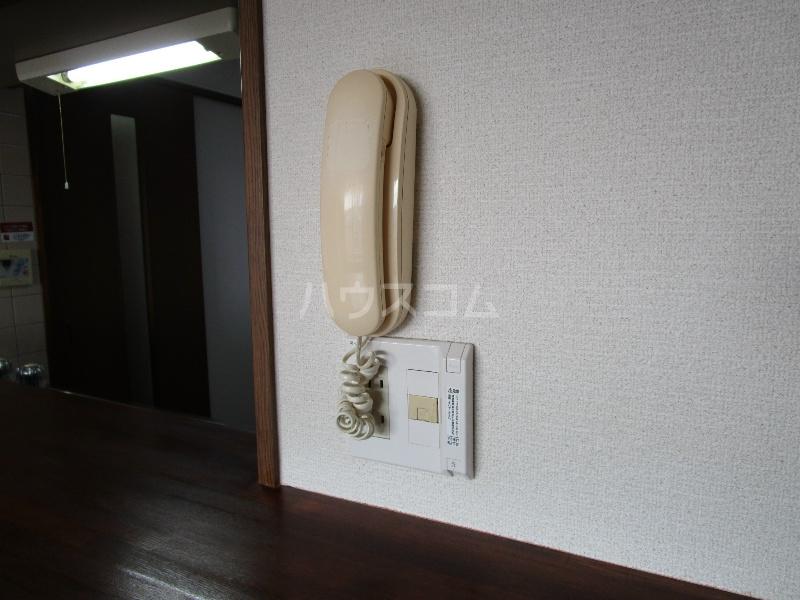 ビックメゾン 302号室のセキュリティ