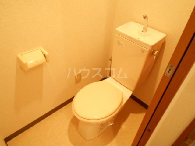 アンティーク21 103号室のトイレ