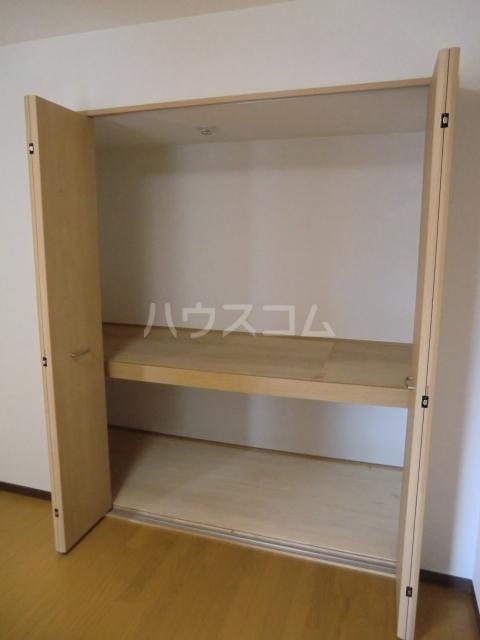 ノーブルライフ 502号室の収納
