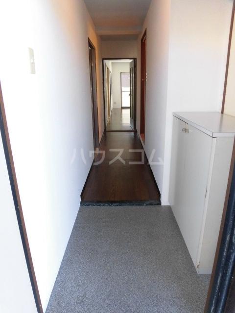 ノーブルライフ B203号室のリビング