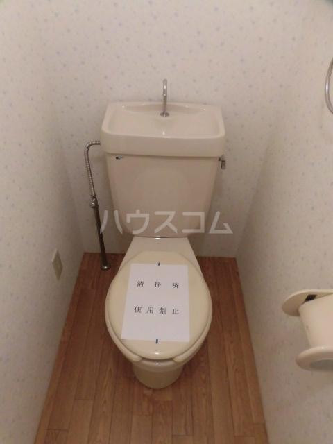 ノーブルライフ B203号室の洗面所