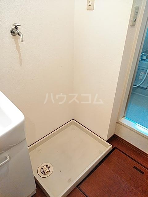 アムールメゾン 101号室の洗面所