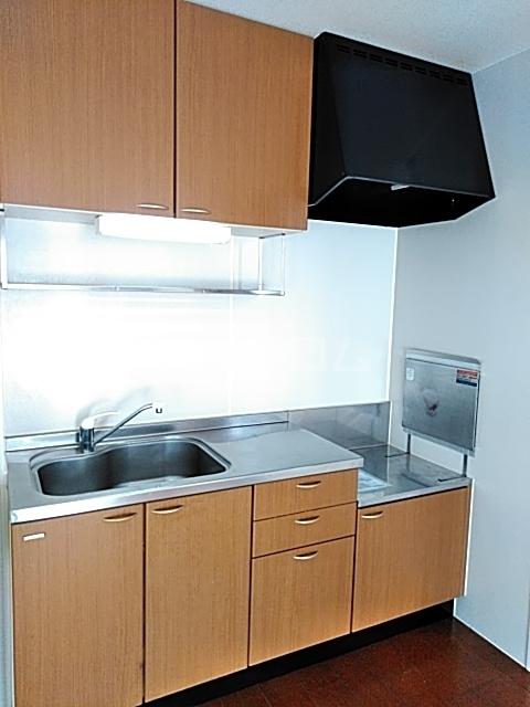 アムールメゾン 101号室のキッチン