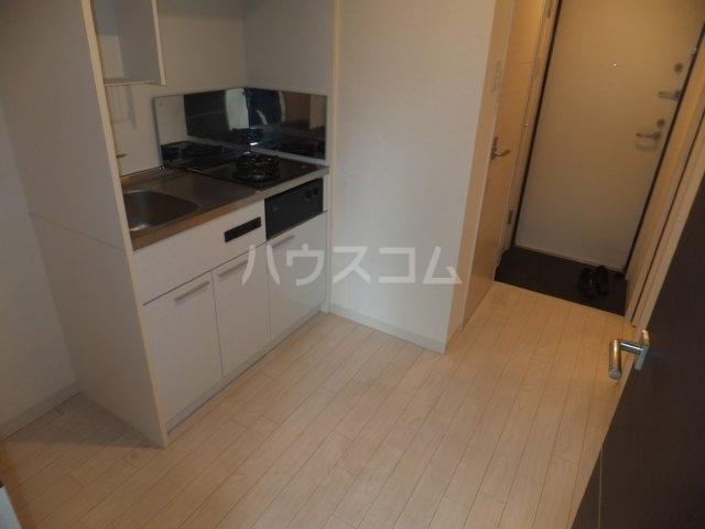 カーサK.R.C 205号室のキッチン