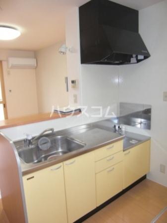 エーデルプラシード 103号室のキッチン