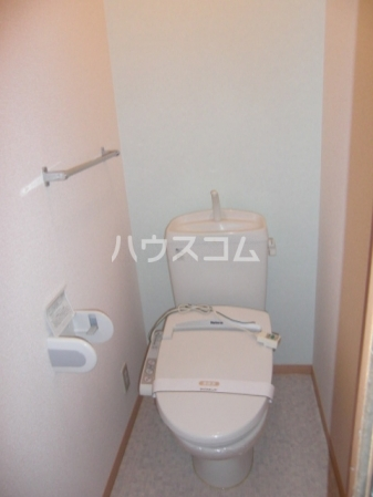 エーデルプラシード 103号室のトイレ