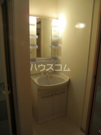 エーデルプラシード 103号室の洗面所