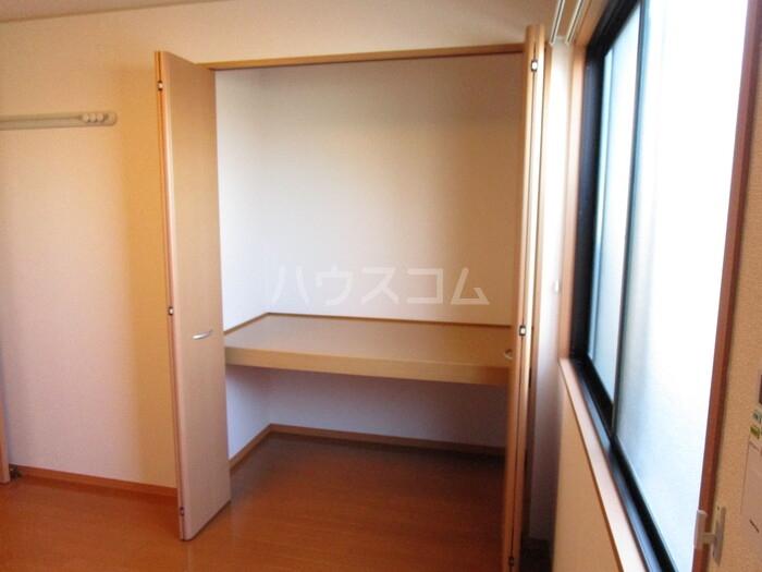 ヴィラ・モンターニュ 101号室の収納