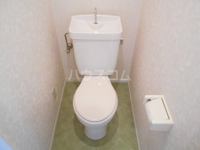 ロッシェル相模原一号棟 0203号室のトイレ