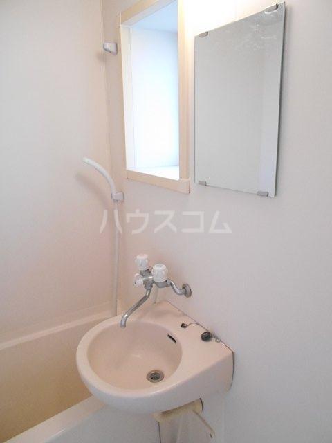 ロッシェル相模原一号棟 0203号室の洗面所