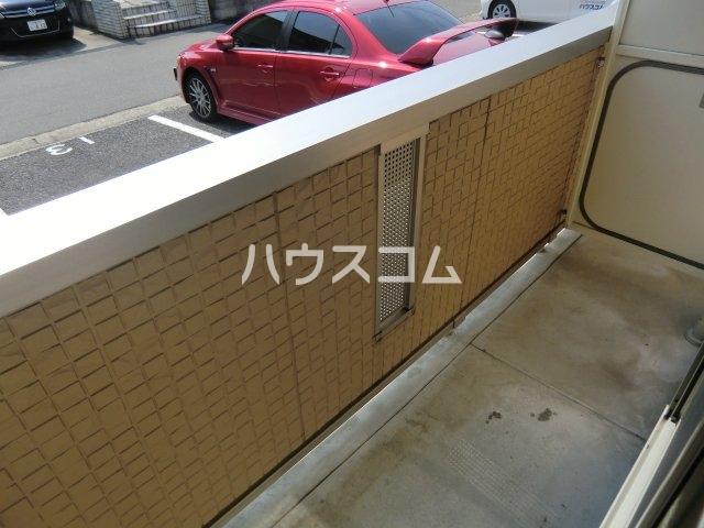 カーサコモダ天カ須賀 303号室のバルコニー