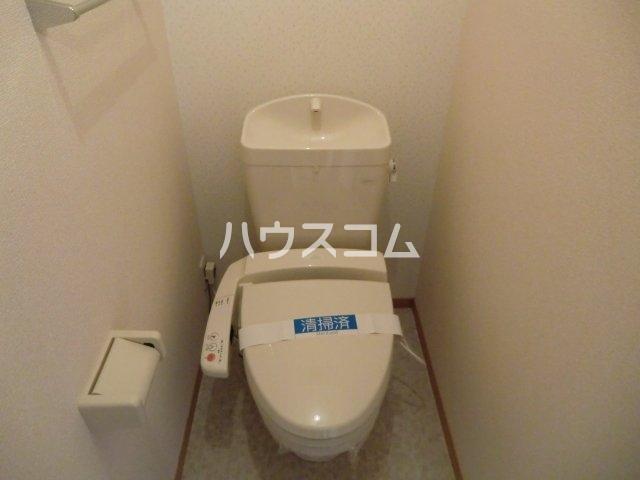 カーサコモダ天カ須賀 303号室のトイレ