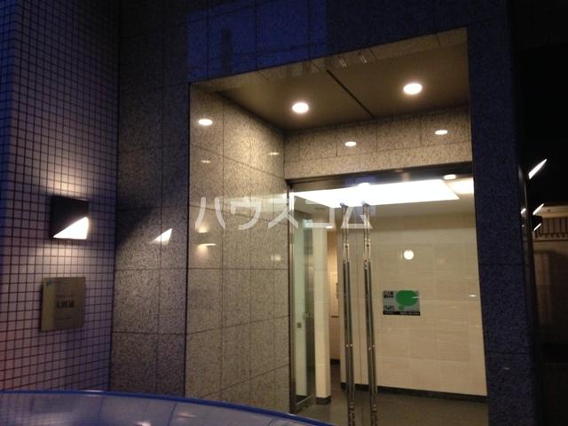 プロシード太閤通 603号室のエントランス