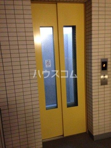 プロシード太閤通 603号室のロビー