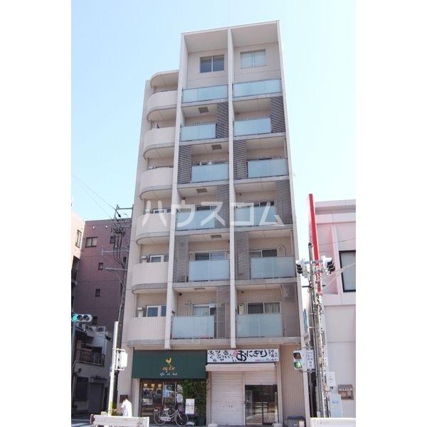 プロシード太閤通 603号室の外観