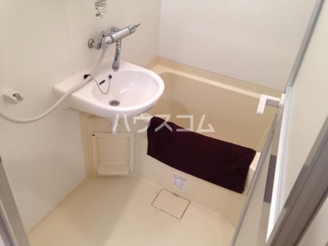 プロシード太閤通 603号室の風呂
