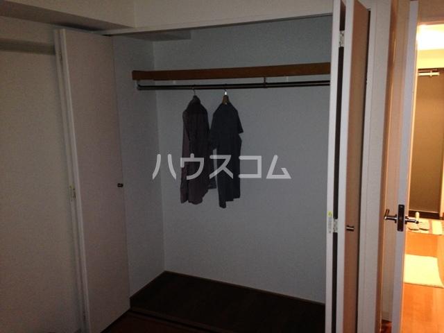 プロシード太閤通 603号室の収納