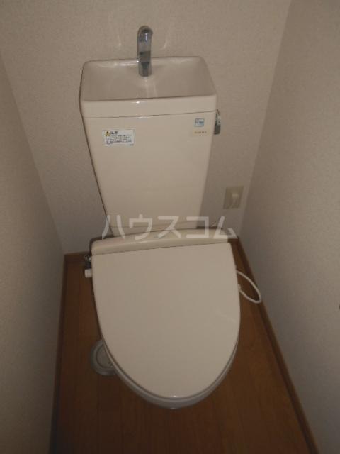 メゾネット・サンのトイレ