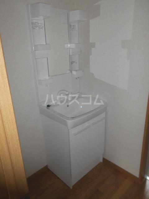 メゾネット・サンの洗面所