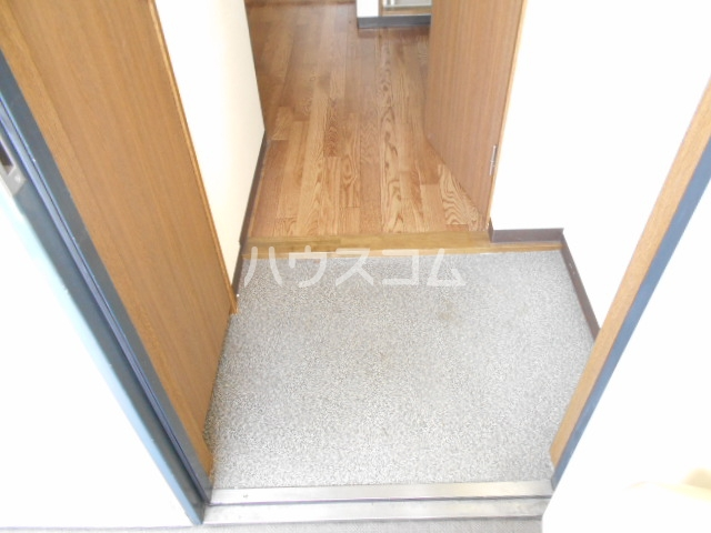 ルームIフジハイツ 302号室の玄関
