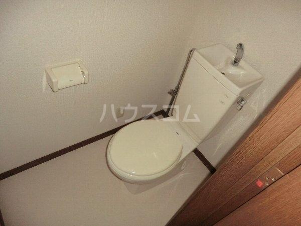 グリーンパーク気噴のトイレ