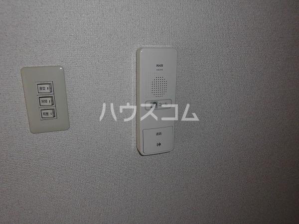 グレースⅠ 103号室のセキュリティ