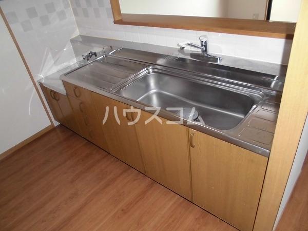 グレースⅠ 103号室のキッチン