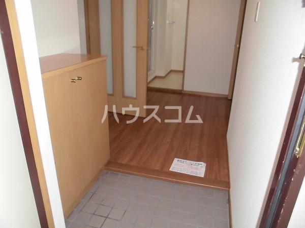 グレースⅠ 103号室の玄関