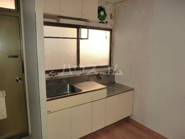 コーポラスコンドウ 101号室のキッチン