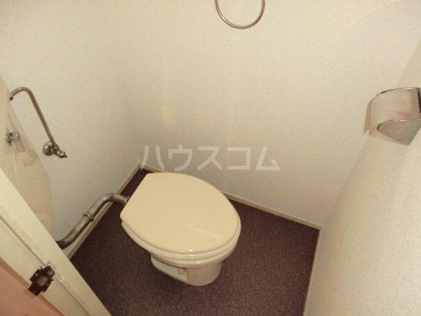 コーポラスコンドウ 101号室のトイレ