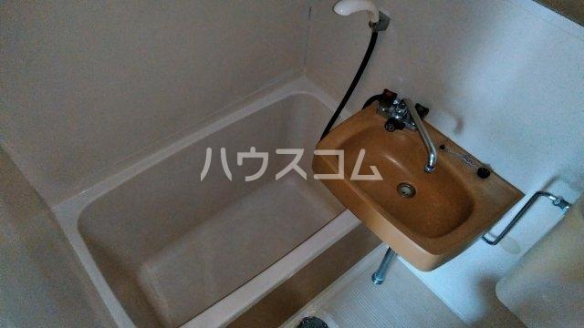 キャビン ウエスト 4A号室の風呂