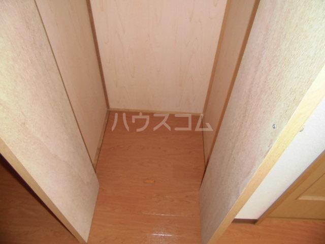 アヴニール 205号室の収納