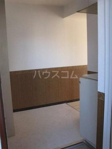 トップ桜新町第2 407号室の玄関