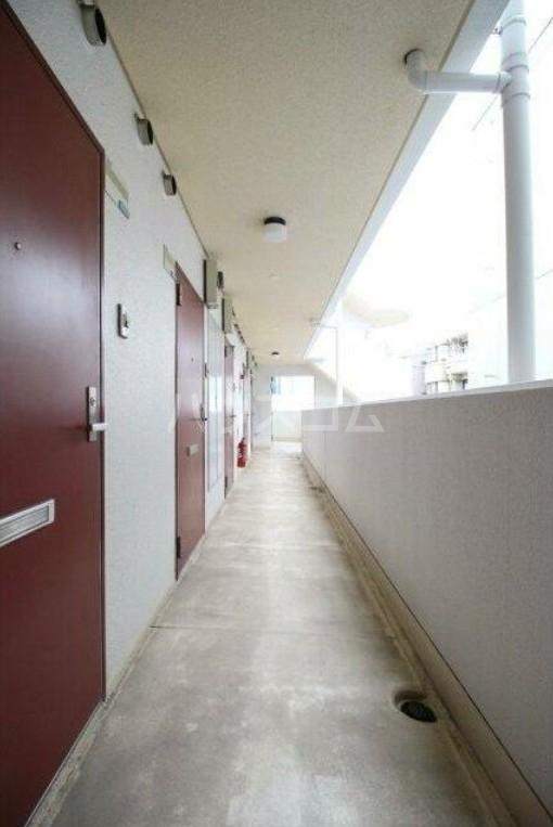 トップ桜新町第2 407号室のセキュリティ
