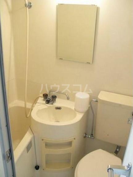 トップ桜新町第2 407号室の風呂