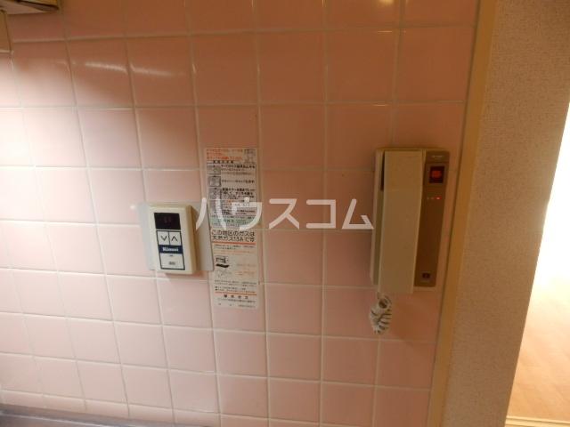 厚木メゾンドパンセ 202号室のセキュリティ